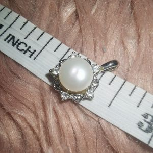 Fresh Water Pearl Necklace charm